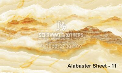 Alabaster Sheet SBAS1011