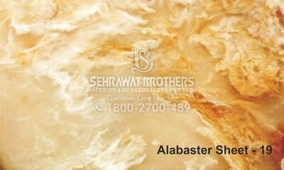 Alabaster Sheet SBAS1019