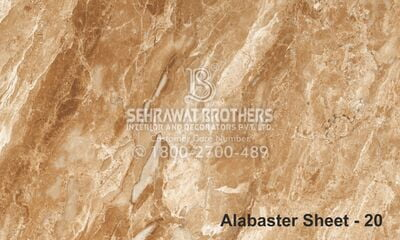 Alabaster Sheet SBAS1020