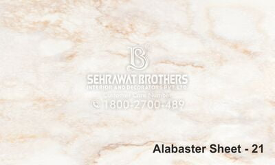 Alabaster Sheet SBAS1021