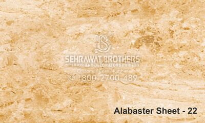 Alabaster Sheet SBAS1022
