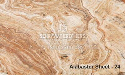 Alabaster Sheet SBAS1024