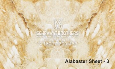 Alabaster Sheet SBAS1005