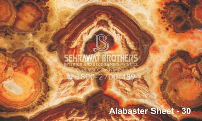 Alabaster Sheet SBAS1030