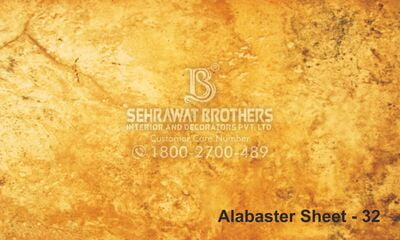 Alabaster Sheet SBAS1032