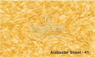 Alabaster Sheet SBAS1041