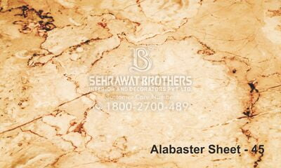 Alabaster Sheet SBAS1045