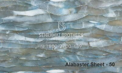 Alabaster Sheet SBAS1050