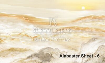Alabaster Sheet SBAS1008