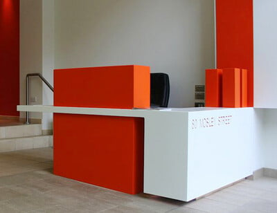 Acrylic Solid Surface Corian
