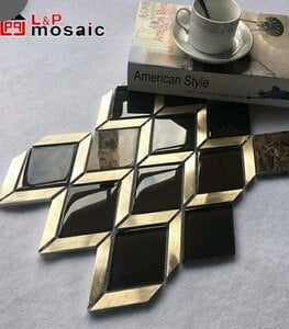 Glass Mosaic Tile SBGMT104